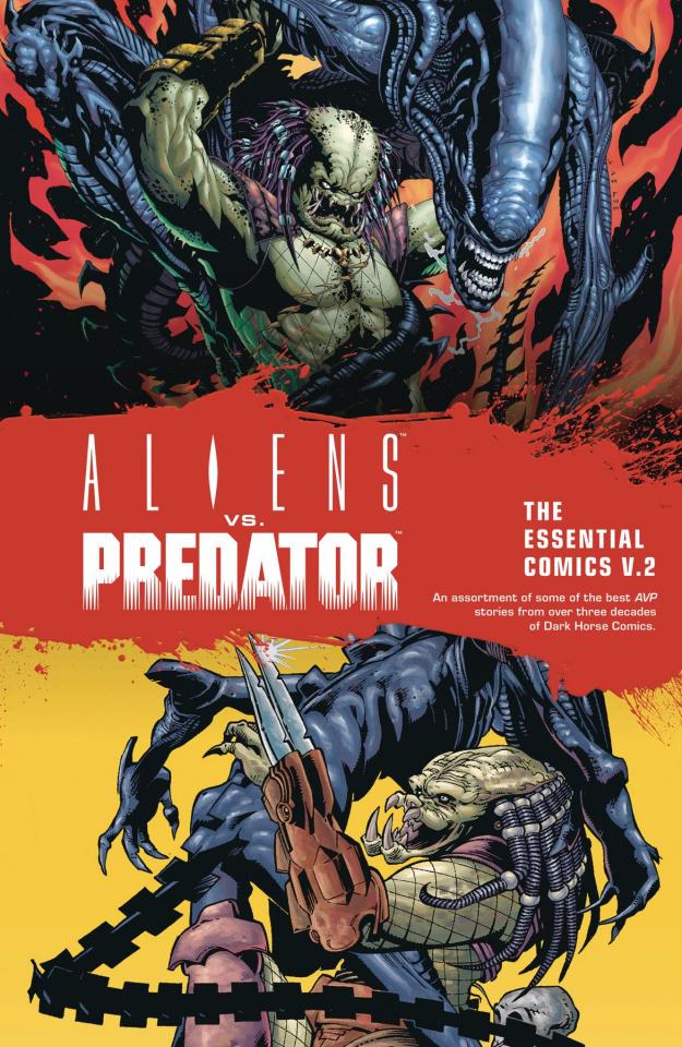 Aliens vs. Predator: The Essential Comics Vol. 2