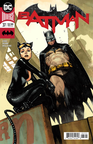 Batman #37 (Variant Cover)