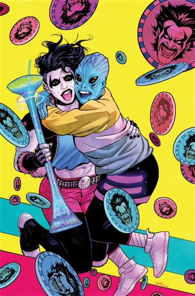 Crush & Lobo #6 (Nick Robles Cover)