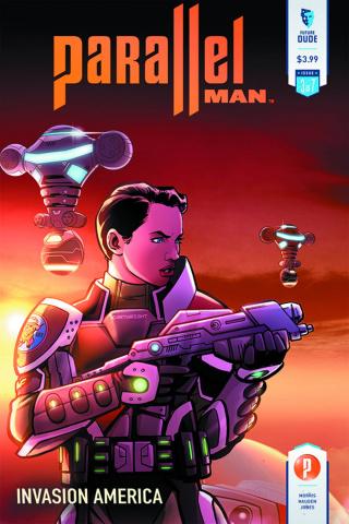 Parallel Man #3