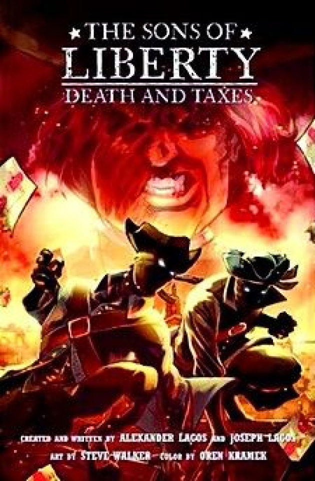 Sons of Liberty Vol. 2