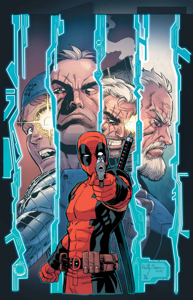 Deadpool and Cable: Split Second #3