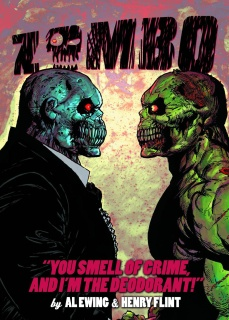 Zombo: You Smell of Crime and I'm Deodorant!