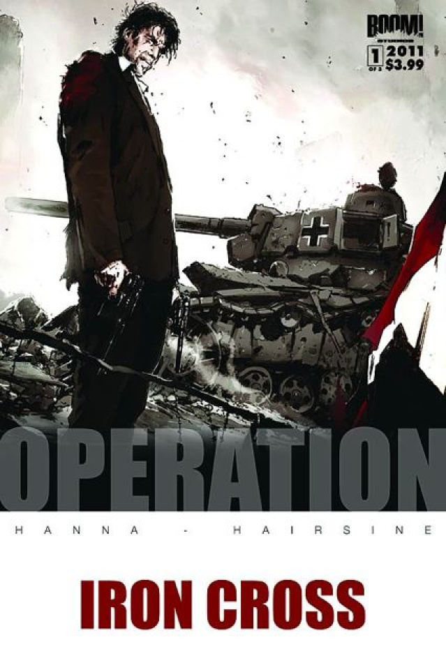 Operation: Iron Cross #1
