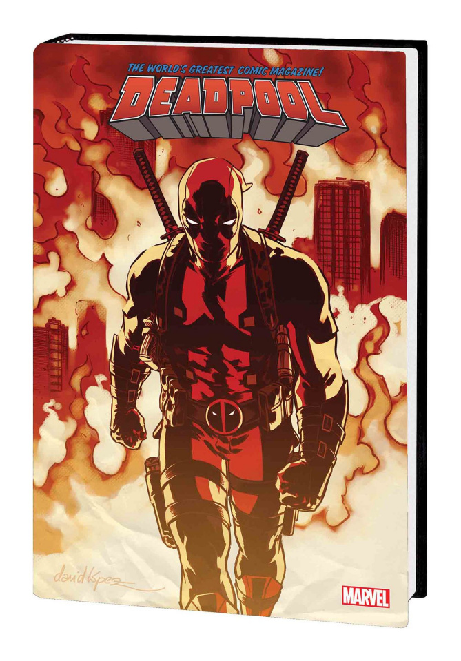 Deadpool: The World's Greatest Comic Book Magazine! Vol. 5