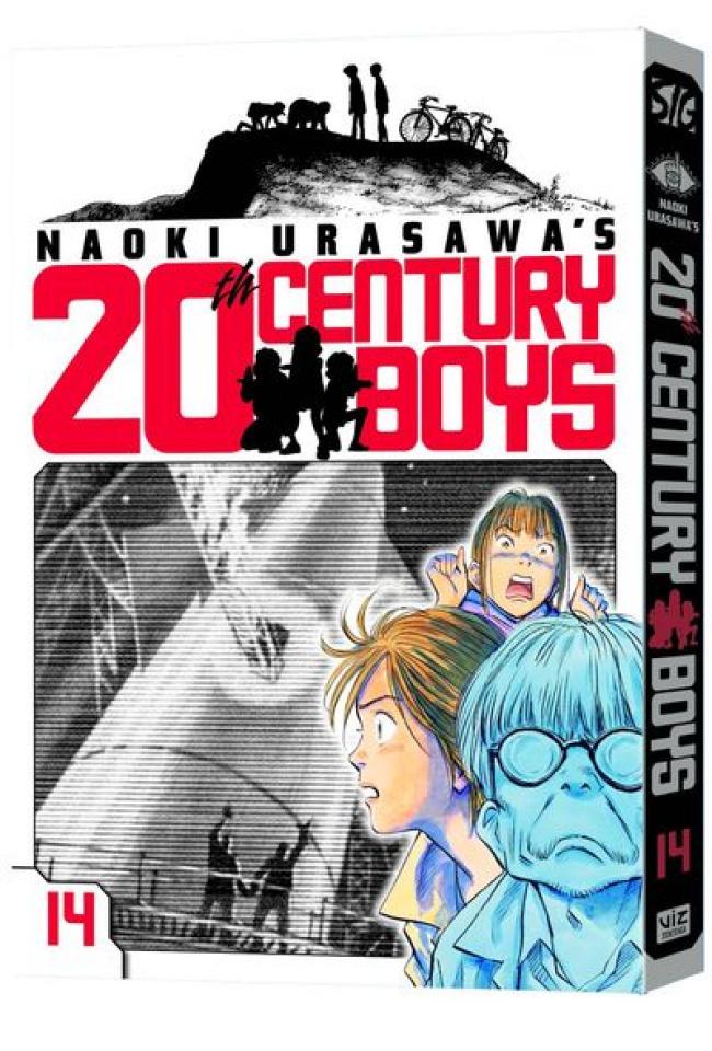 Naoki Urasawa's 20th Century Boys Vol. 14