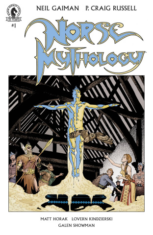Norse Mythology II #1 (Russell Cover)