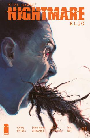 Nita Hawes' Nightmare Blog #1 (Well-Bee Cover)