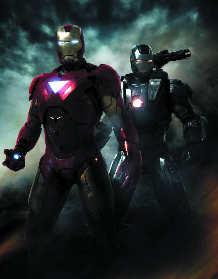 Marvel's Iron Man 2 #2