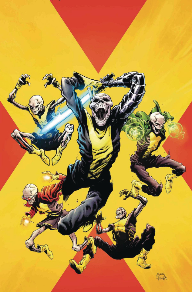 The New Mutants: Dead Souls #4