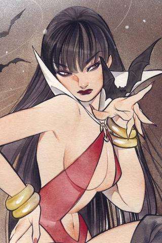 Vampirella #14 (20 Copy Momoko Sneak Peek Virgin Cover)