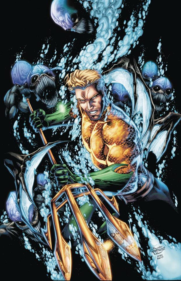 Aquaman #52 (Variant Cover)