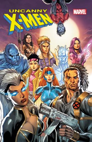 Uncanny X-Men #1 (Liefeld Cover)
