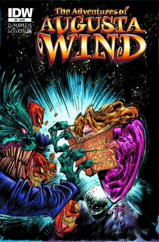 The Adventures of Augusta Wind #5
