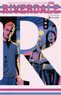 Riverdale #2 (Francavilla Cover)