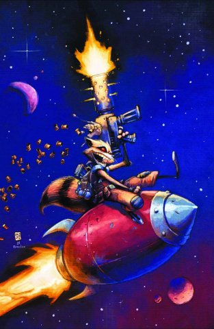 Rocket Raccoon #2