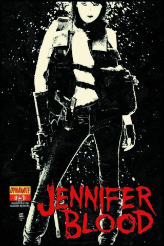 Jennifer Blood #15