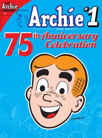 Archie 75th Anniversary Celebration Digest #1