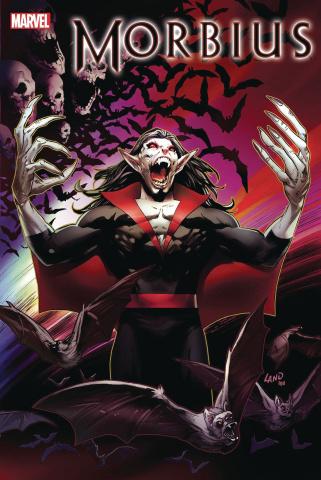 Morbius #6 (Land Cover)