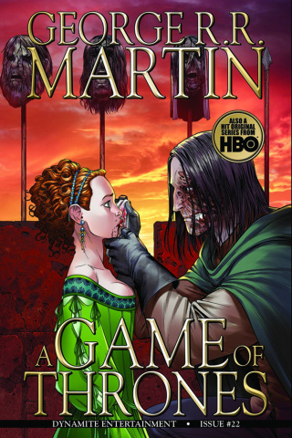 A Game of Thrones #22