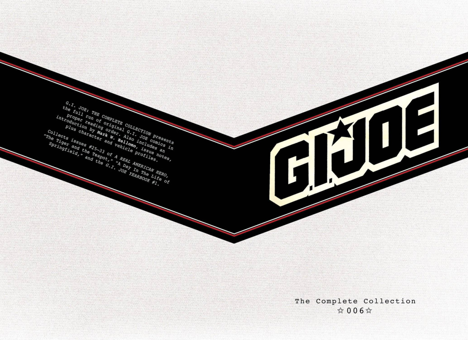 G.I. Joe: The Complete Collection Vol. 6