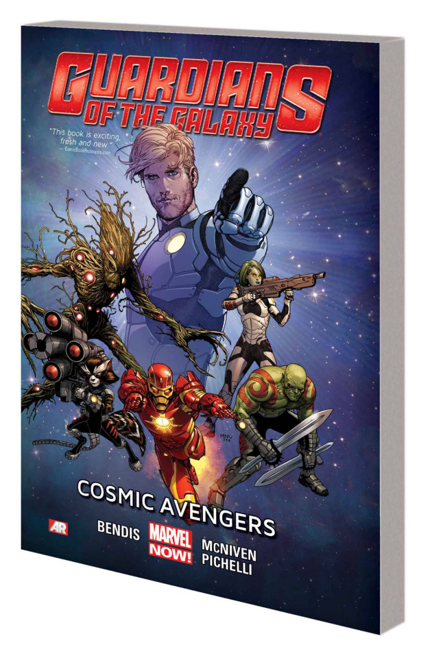 Guardians of the Galaxy Vol. 1: Cosmic Avengers
