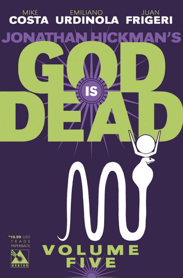 God Is Dead Vol. 5
