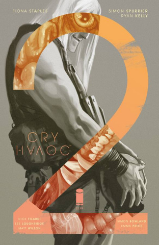 Cry Havoc #2 (Staples Cover)