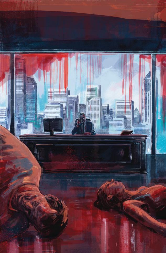The Empty Man #5 (Preorder Hervas Cover)