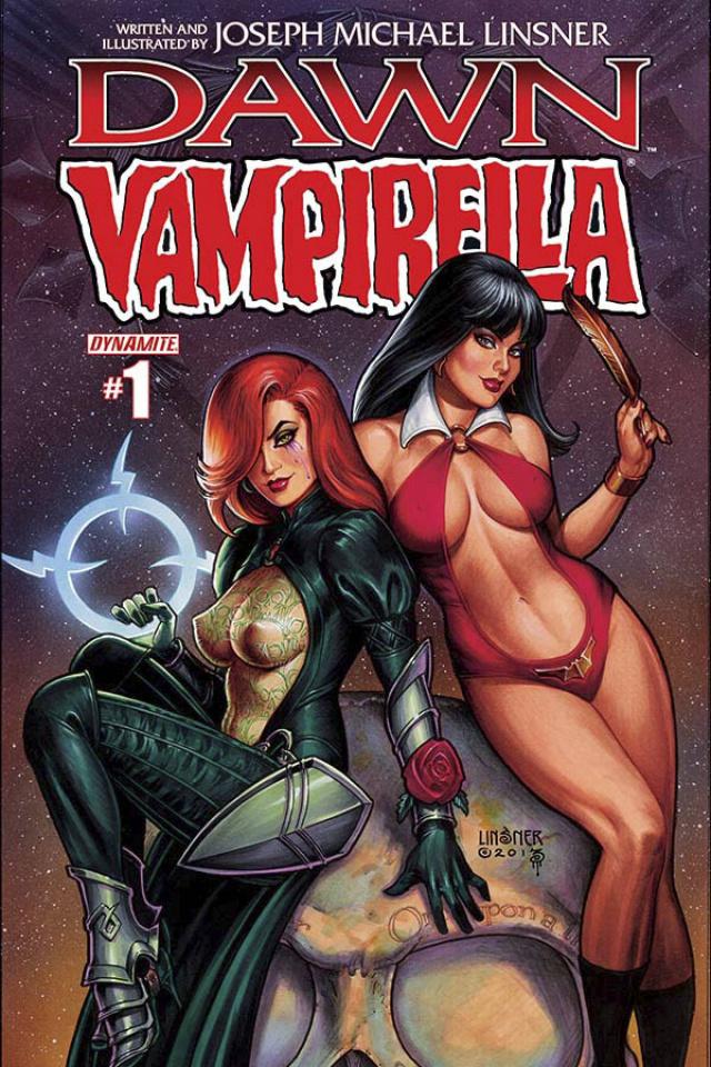 Dawn / Vampirella #1