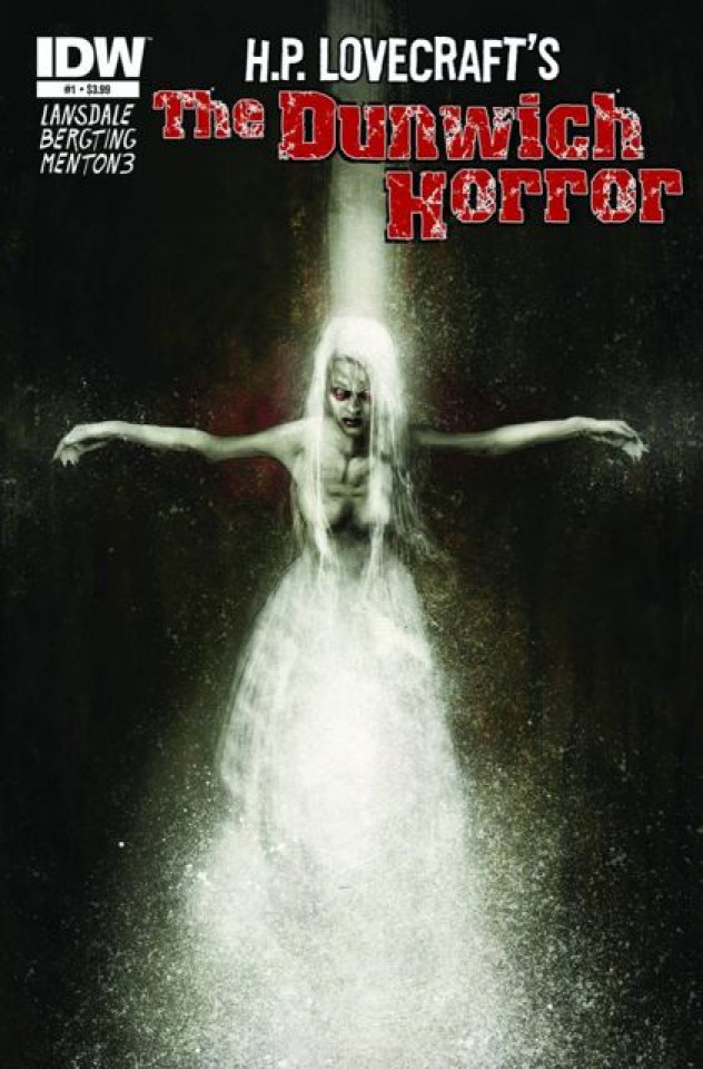 H.P. Lovecraft's The Dunwich Horror #1