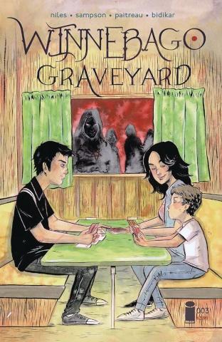 Winnebago Graveyard #3 (Lenox Cover)