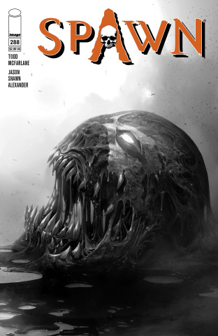 Spawn #288 (Mattina Cover)