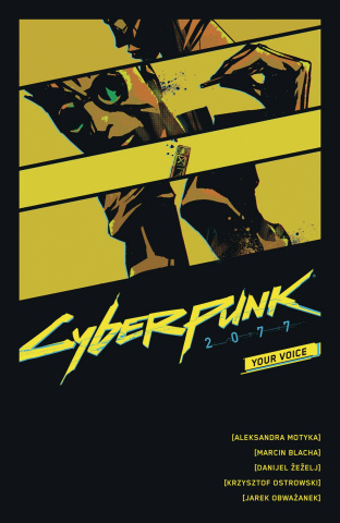 Cyberpunk 2077: Your Voice