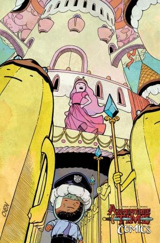 Adventure Time Comics #13 (15 Copy Smigiel Cover)