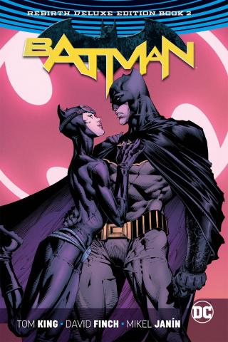 Batman Book 2 (Rebirth)