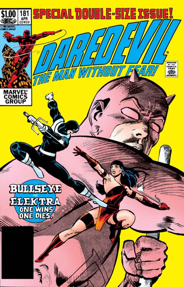 Daredevil #181 (Facsimile Edition)