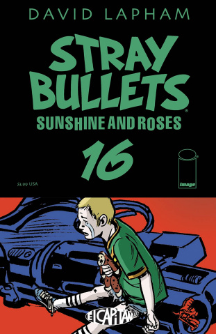 Stray Bullets: Sunshine and Roses #16