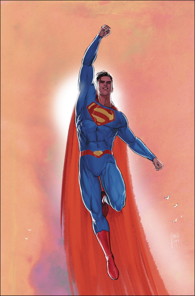 Action Comics: Rebirth Book 2
