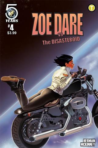 Zoe Dare vs. The Disasteroid #4