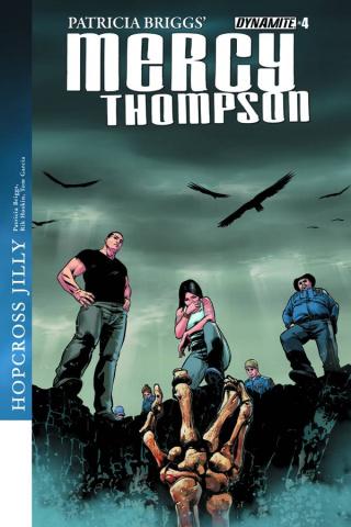 Mercy Thompson #4