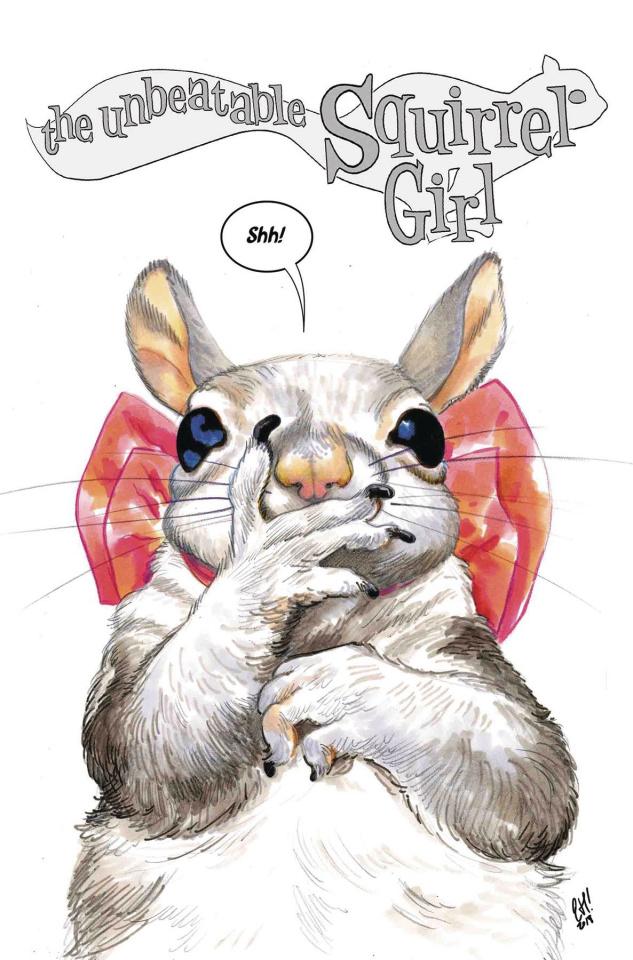 The Unbeatable Squirrel Girl #36