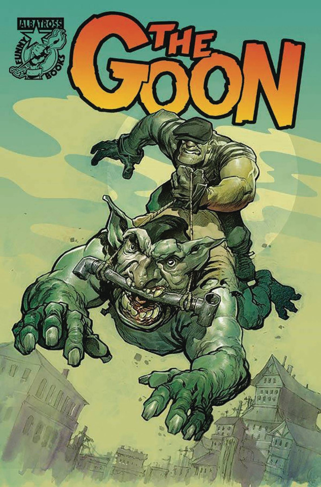 The Goon #12 (Powell Cover)