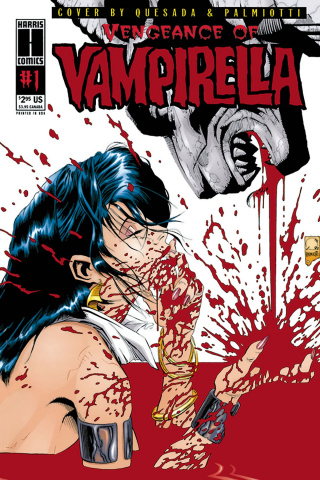 Vengeance of Vampirella: 1994 #1 (Replica Ediition)