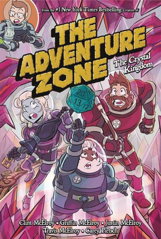 The Adventure Zone Vol. 4: The Crystal Kingdom