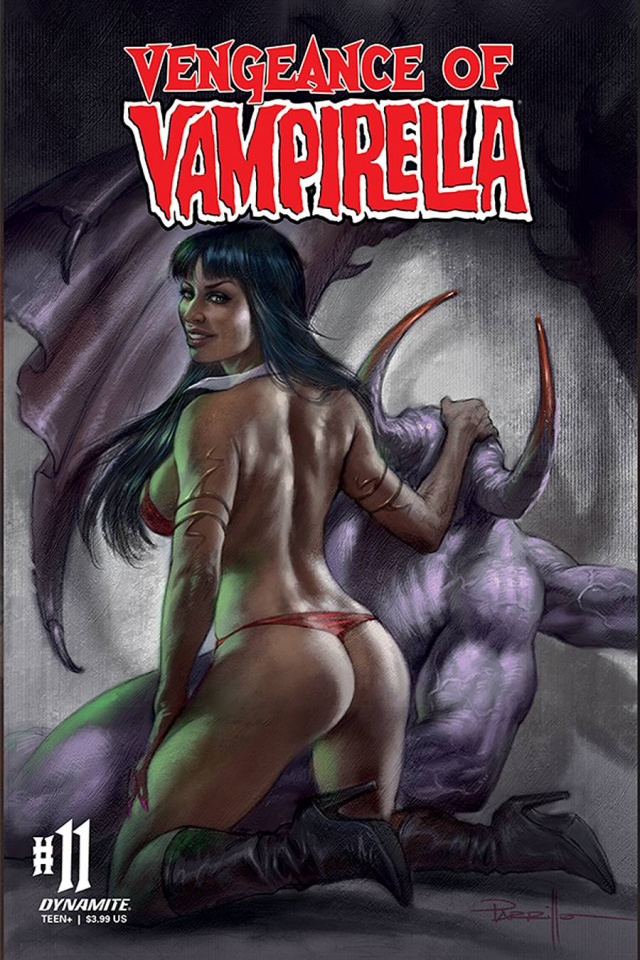 Vengeance of Vampirella #11 (Parrillo Cover)