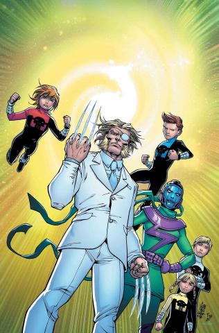 Infinity Wars: Infinity Warps #2