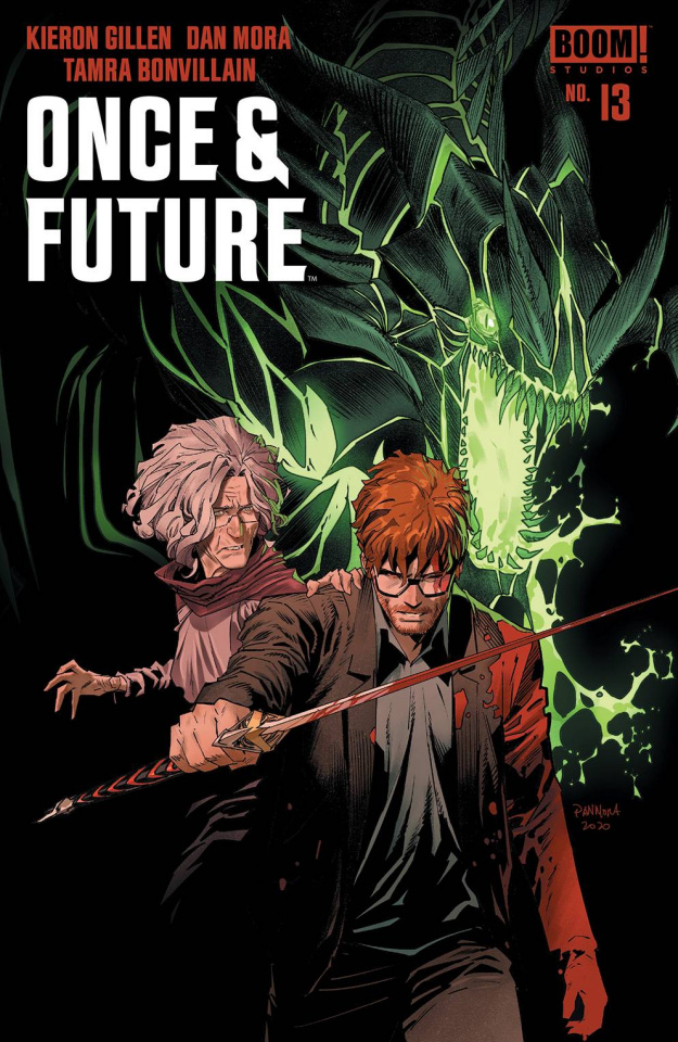 Once & Future #13