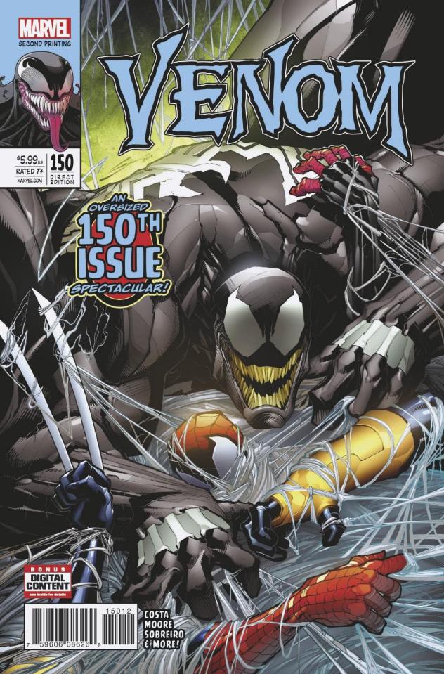 Venom #150 (Sandoval 2nd Printing)