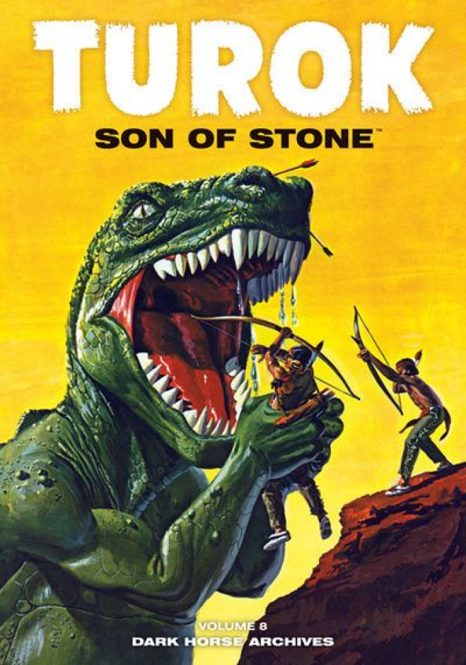 Turok: Son of Stone Archives Vol. 8